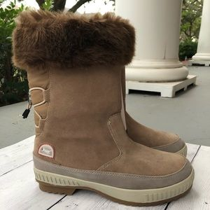 New With Tags Pajar Kady Mid Calf Winter Boots